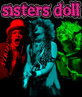 Brennan Mileto of Sisters Doll Sleaze Roxx Interview