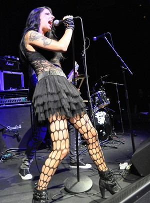 Sister Sin at Foxboro Massachusetts 2010