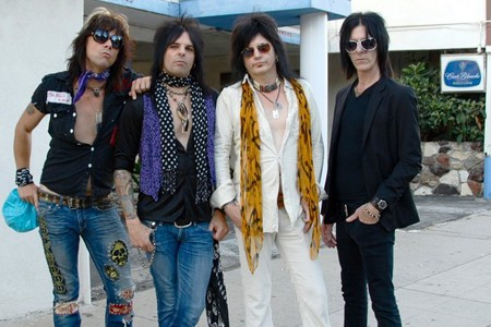 Steve Riley of L.A. Guns Sleaze Roxx Interview
