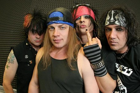 Stevie Rachelle of Tuff - Sleaze Roxx Interview