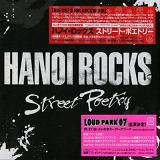 Hanoi Rocks - Street Poetry Japanese Bandanna Box