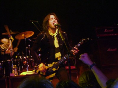 Stryper live in Italy 2010
