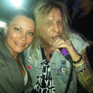 Ted Poley live at the Rockpile in Toronto, Ontario, Canada Concert Review