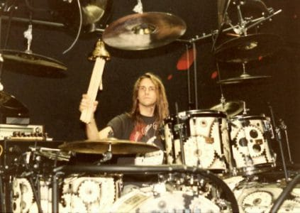 Interview Part 1 With Van Halen Drum Tech Designer And Ex Kik Tracee Drummer Johnny Douglas Sleaze Roxx