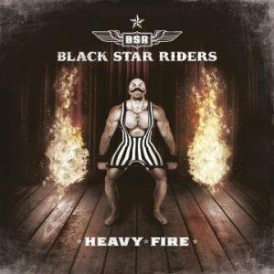 Black Star Riders: 'Heavy Fire'