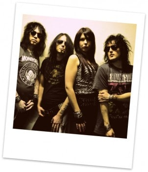 Vanity BLVD Sleaze Roxx Interview
