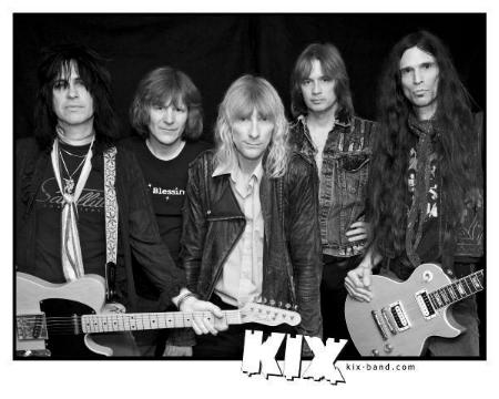 Ronnie Younkins and Kix