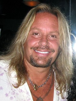 Motley Crue's Vince Neil Gets 2 Week Jail Sentence For DUI Arrest