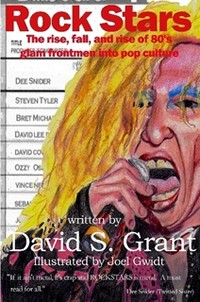 Rock Stars: The Rise, Fall, And Rise Of Eighties Glam Frontmen Into Pop Culture Book Now Available