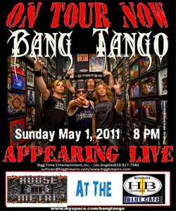 Bang Tango To Appear At Newly Launched House Of Metal