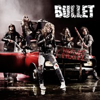 Bullet Hits #3 On The Swedish Sales Charts With 'Highway Pirates'
