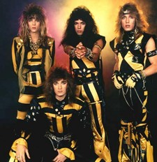 Stryper To Auction Rights To Classic