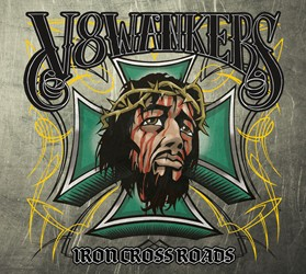 V8 Wankers To Release 'Iron Crossroads' On April 15th