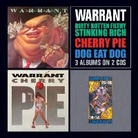 Warrant's First Three Albums Being Reissued In April