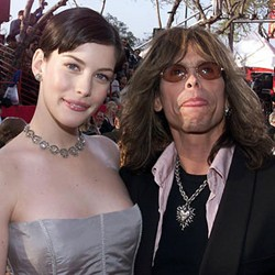Steven Tyler And Daughter Liv Want To Record A Duet
