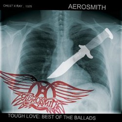 Aerosmith To Release 'Tough Love: Best Of The Ballads'