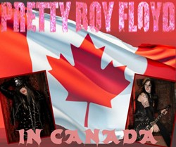 Pretty Boy Floyd Denied Entry Into Canada