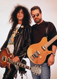 Van Halen Mixing New Album Says Slash
