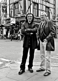 Ian Gillan And Tony Iommi Come Together Again In WhoCares