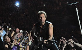Bon Jovi To Stream June 12th Show Live Online