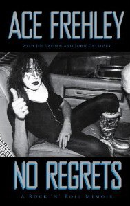 Ace Frehley's 'No Regrets' Autobiography Coming In November