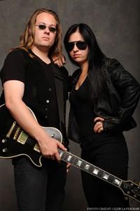 Will Wallner And Vivien Vain Complete Debut Album Featuring Legendary Musicians