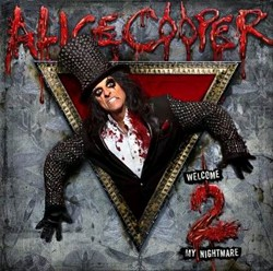 Alice Cooper Returns With 'Welcome 2 My Nightmare' On September 13th