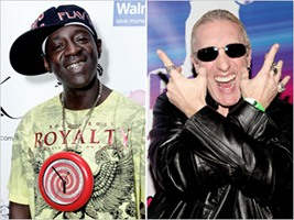 Twisted Sister's Dee Snider Swapping Wives With Flavor Flav