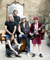 AC/DC Releasing Wine Collection