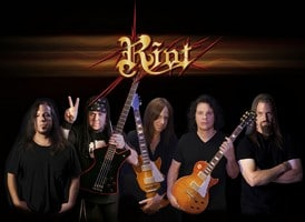 Riot Sign With SPV/Steamhammer For New Studio Album