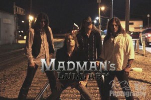 Madman's Lullaby Delivers Raw Rock 'N Roll