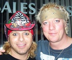 Jamie Allen Pays Tribute To Jani Lane In New Single