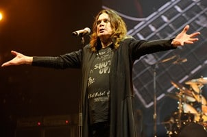 Ozzy Osbourne Says Black Sabbath Reunion Is 'In The Very Early Stages'