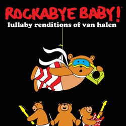Van Halen Classics Being Turned Into Lullabies, Sleaze Roxx Offers Sneak Peek