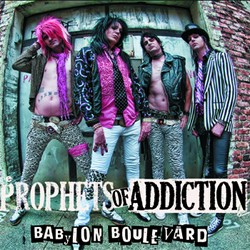 Prophets Of Addiction Announce The Addition Of Pretty Boy Floyd Guitarist