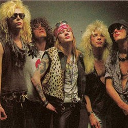Guns N' Roses Get Inducted Into The Rock And Roll Hall Of Fame