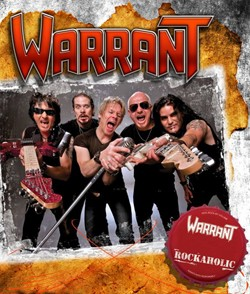 Warrant Issues Year End Update, Ready To Write New Songs In 2012