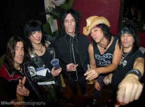 L.A. Guns Sign With Cleopatra Records For New Album