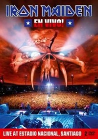 Iron Maiden To Release 'En Vivo!' DVD On March 27th
