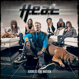 H.E.A.T Set To 'Address The Nation' On March 28th