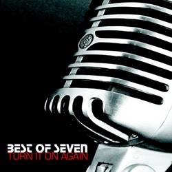 Wicked Jester Vocalist Releases Best Of Seven CD