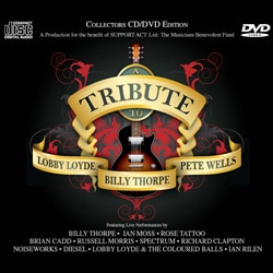 Rose Tattoo Tribute Shows Coming To CD/DVD