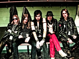 The Last Vegas To Support Guns N' Roses At The House Of Blues This Friday