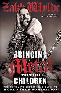 Zakk Wylde Offers Sneak Peek Of Upcoming 'Bringing Metal To The Children' Book