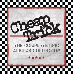 Cheap Trick's 'The Complete Epic Albums' Box Set Available For Pre-Order