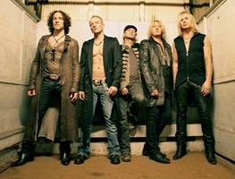 Def Leppard To Tour With Poison And Lita Ford