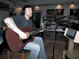 Former Britny Fox Vocalist Working On 'Night Bird'