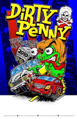 Dirty Penny Announce Young & Wrecked 2010 Tour