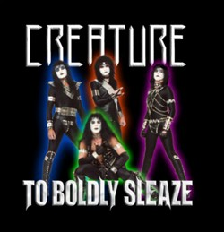Creature Releases 'To Boldly Sleaze' Through FnA Records