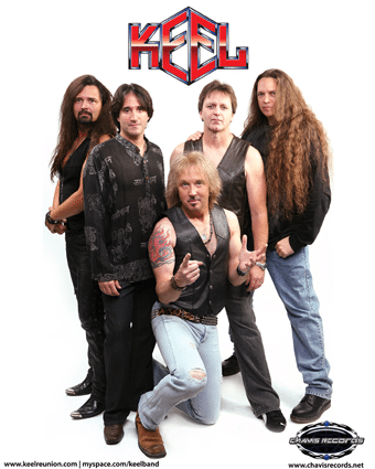 Keel Sign With Chavis Records